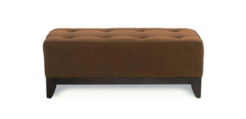 Rowe Furniture - Brooklyn Ottoman - C200-000