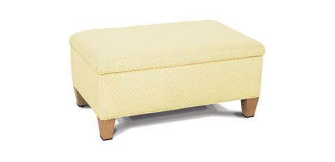 Rowe Furniture - Hess Ottoman - F33-000