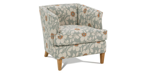 Rowe Furniture - Piper Chair - N520-006