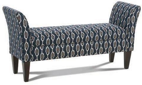 Rowe Furniture - Haslett Ottoman Bench - N550-067