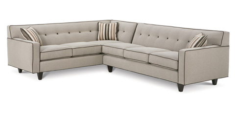 Rowe Furniture - Dorset Sectional - K520-116/K520-119