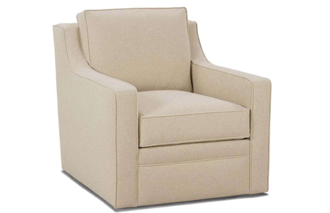 Fuller Swivel Chair P180 016 Rowe Furniture Chairs