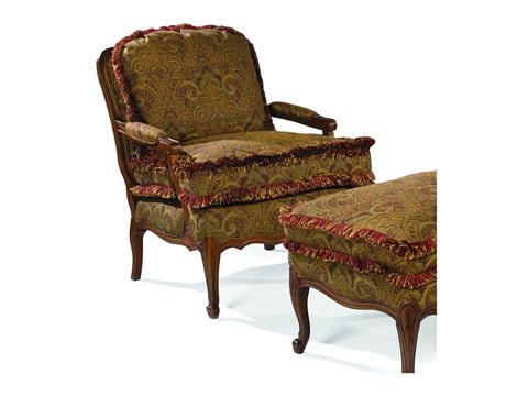 Sam Moore - Pierre Exposed Wood Chair - 4938