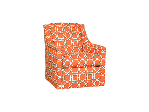 Image of Darya Swivel Chair