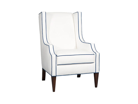 Image of Pressley Wing Chair