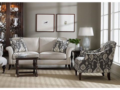 Image of Quinn Two Piece Living Room Collection