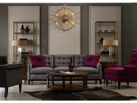 Image of Norris Two Piece Living Room Collection
