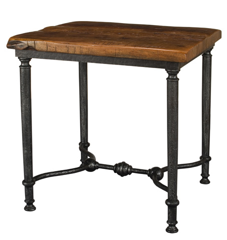 Sarreid Ltd. - Lodge Lamp Table - 24502