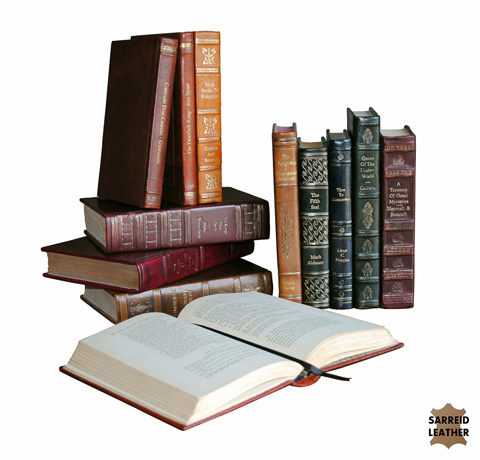 Image of Rebound Assorted Leather Book Set