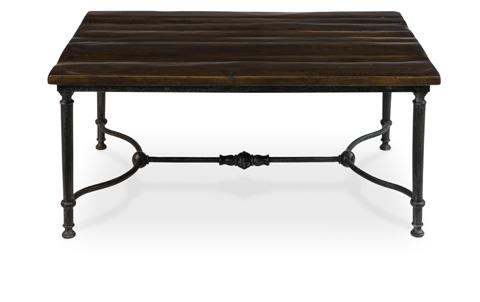 Sarreid Ltd. - Lodge Cocktail Table - 24501