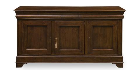 Sarreid Ltd. - Cognac Cafe Au Lait Buffet - 26130-3