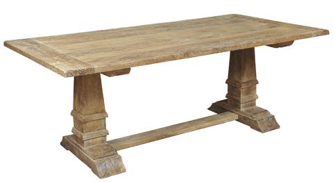 Sarreid Ltd. - Bell Rock Dining Table - 26839