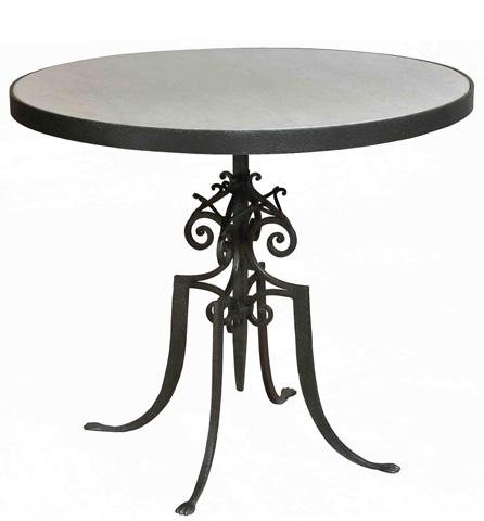Sarreid Ltd. - St. Germain Bistro Table - 27840