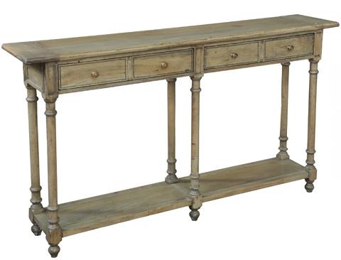 Sarreid Ltd. - Driftwood Console Table - 27845