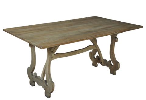 Sarreid Ltd. - Calambac Driftwood Dining Table - 27862