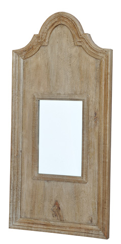 Sarreid Ltd. - Zane Grey Mirror - 28375