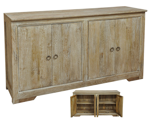 Sarreid Ltd. - Deep Canyon Sideboard - 28376