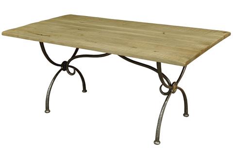 Sarreid Ltd. - Small Space Ranch Dining Table - 28645