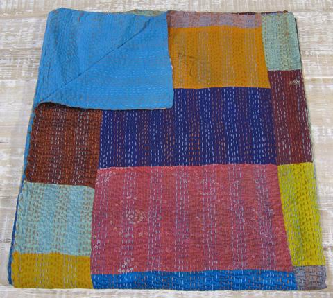Sarreid Ltd. - Silk Bedcover - 28707-3