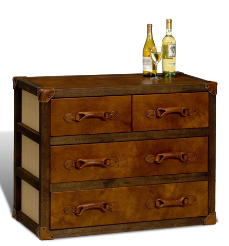 Sarreid Ltd. - Utrecht Chest Of Drawers - 28900