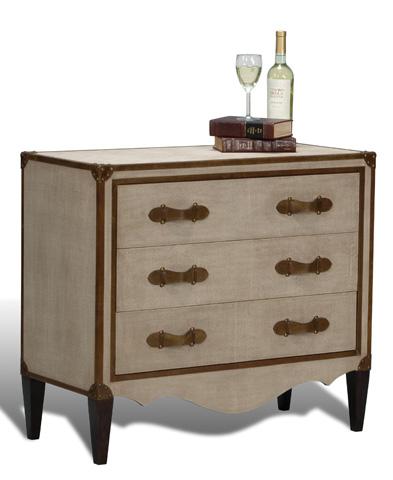 Sarreid Ltd. - French Art Deco Commode - 29039