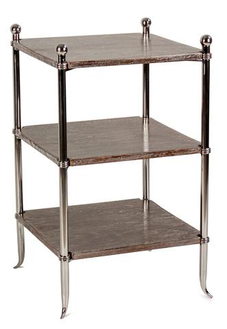 Sarreid Ltd. - Three Tier Table - 29061