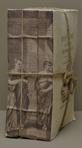 Sarreid Ltd. - Set of 3 Caesar Big Books - 29468