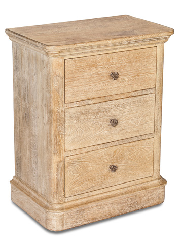 Sarreid Ltd. - Nightstand - 28507
