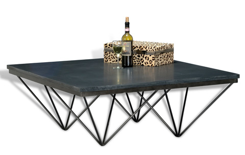 Sarreid Ltd. - Louvre Coffee Table - 28843