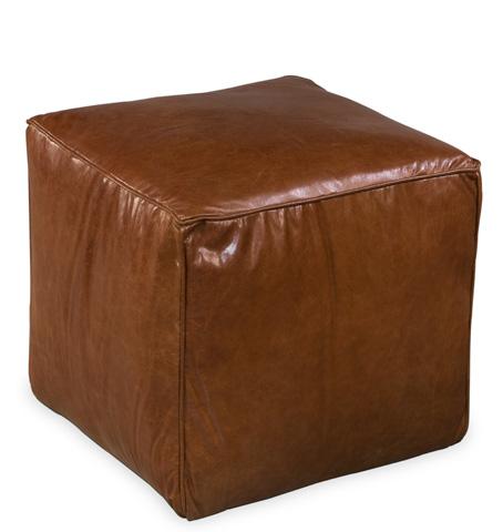 Image of Leather Sitting Cube
