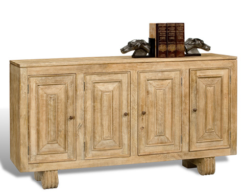 Sarreid Ltd. - 40's Modern Sideboard - 29369