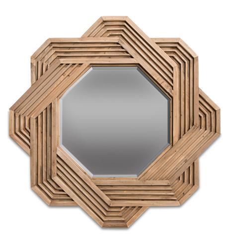 Sarreid Ltd. - Bali Mirror - 29529