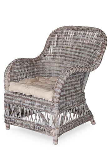 Sarreid Ltd. - Rotin Arm Chair - 29534