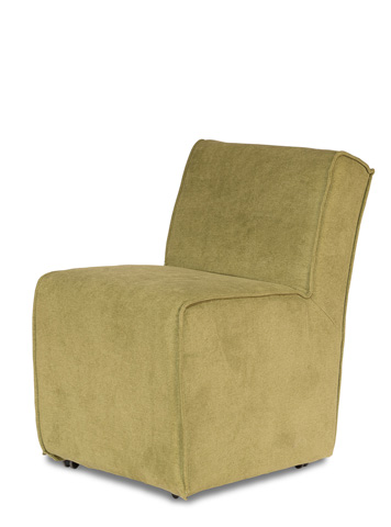 Sarreid Ltd. - Caster Dining Chair - 29596