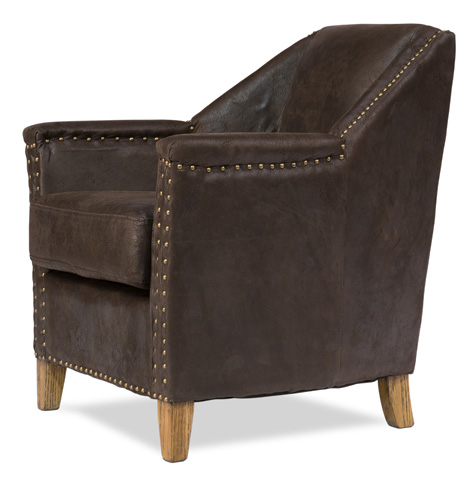 Image of Granville Leather Chair