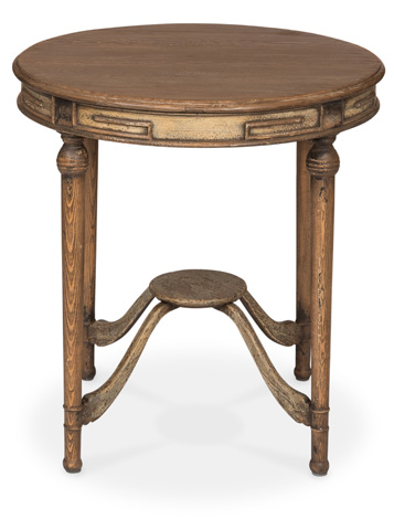 Sarreid Ltd. - French Tea Table - 29697