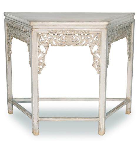 Sarreid Ltd. - Replica Carving Wall Table - 29791
