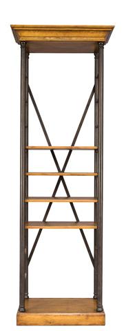 Sarreid Ltd. - Myers Display Cabinet - 29823