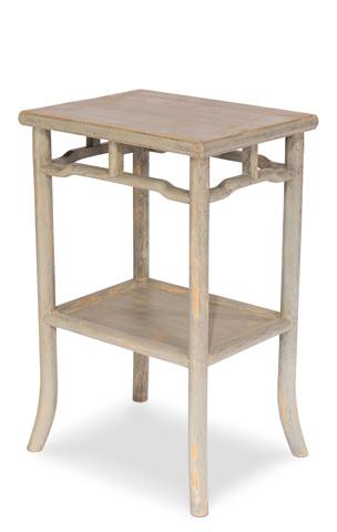 Sarreid Ltd. - Emperor Chairside Table - 29837