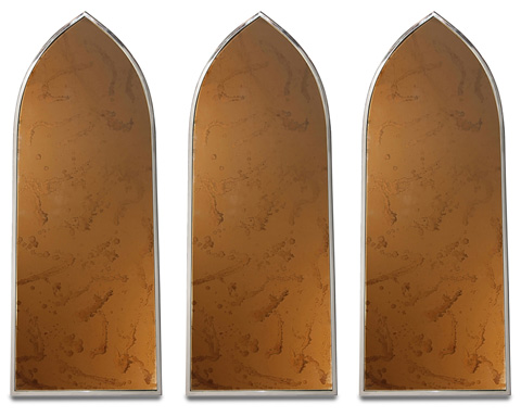 Sarreid Ltd. - Modernist Ecclesiastical Mirrors - 29898