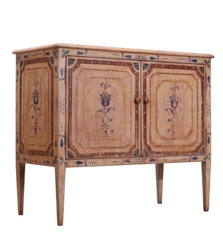 Sarreid Ltd. - Elevated Venetian Cabinet - 29925