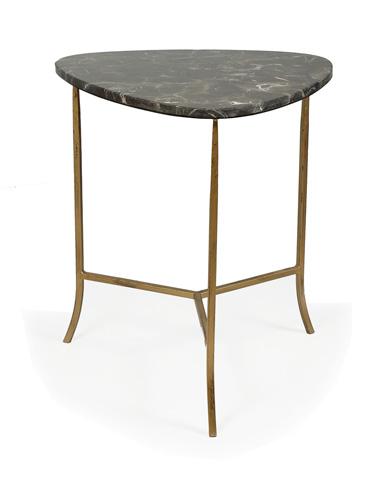 Sarreid Ltd. - Petit Lily Pond Table - 30168