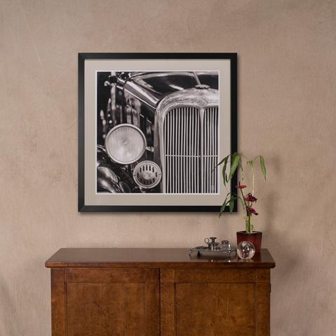 Sarreid Ltd. - Auto Giclee Print - 30208