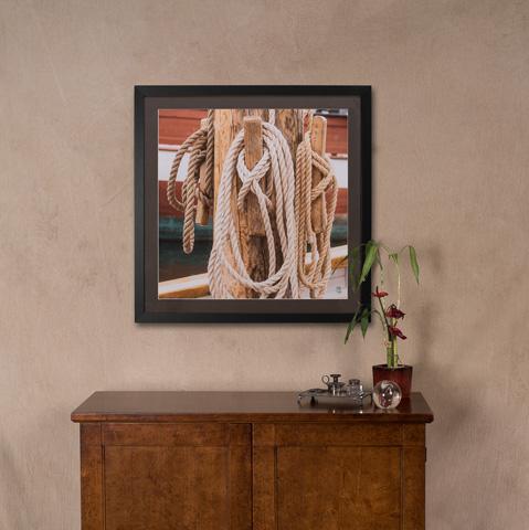 Sarreid Ltd. - Knots Giclee Print - 30217