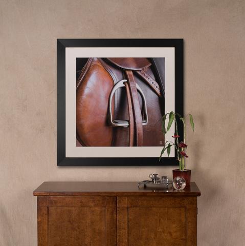Sarreid Ltd. - Equestrian Giclee Print - 30224