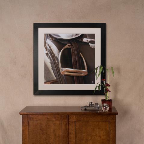 Sarreid Ltd. - Equestrian Giclee Print - 30225