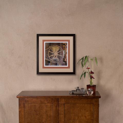 Sarreid Ltd. - Pulley Giclee Print - 30244