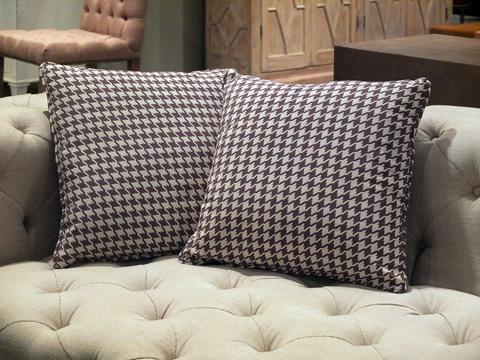 Sarreid Ltd. - Throw Pillow Pair - CF016-2F14