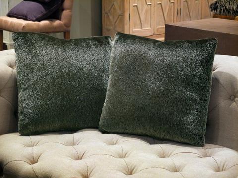 Sarreid Ltd. - Throw Pillow Pair - CF016-2F18