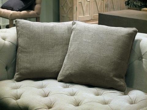 Sarreid Ltd. - Throw Pillow Pair - CF017-1F03
